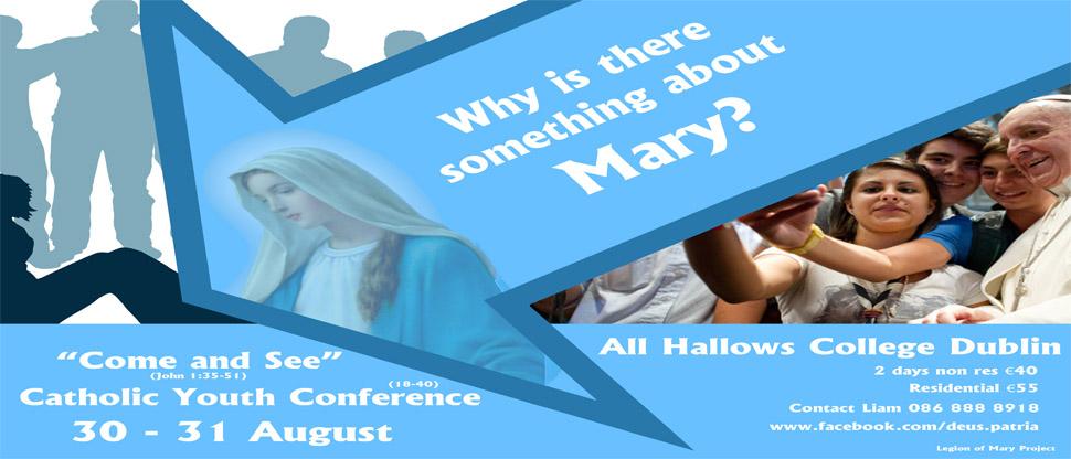 Legion of Mary Catholic Youth Conference